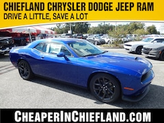 New 2019 Dodge Challenger GT Coupe 19I073 2C3CDZJG6KH506534 Chiefland