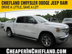 New 2020 Ram 1500 BIG HORN CREW CAB 4X4 5'7 BOX Crew Cab 20T010 1C6SRFFT1LN115207 Chiefland, near Gainesville