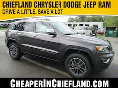 New 2019 Jeep Grand Cherokee LIMITED 4X2 Sport Utility 19R352 1C4RJEBG0KC851373 Chiefland, near Gainesville