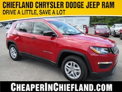 New 2020 Jeep Compass SPORT FWD Sport Utility 20E021 3C4NJCAB2LT108454 Chiefland, near Gainesville