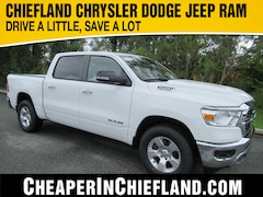 New 2020 Ram 1500 BIG HORN CREW CAB 4X2 5'7 BOX Crew Cab 20T015 1C6RREFT2LN133479 Chiefland, near Gainesville
