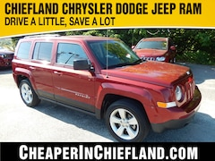 Used 2017 Jeep Patriot Latitude Latitude  SUV 1C4NJPFA7HD161428 Chiefland
