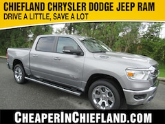 New 2020 Ram 1500 BIG HORN CREW CAB 4X4 5'7 BOX Crew Cab 20T012 1C6SRFFTXLN115206 Chiefland, near Gainesville
