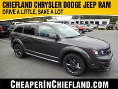New 2018 Dodge Journey CROSSROAD Sport Utility 18U408 3C4PDCGB6JT490296 Chiefland