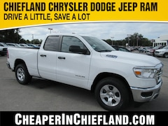New 2020 Ram 1500 TRADESMAN QUAD CAB 4X2 6'4 BOX Quad Cab 20T036 1C6RRECT7LN149407 Chiefland, near Gainesville
