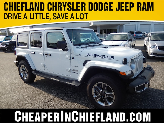 Jeep Wrangler Lease >> New 2018 Jeep Wrangler For Sale Or Lease In Chiefland Near Gainesville Stock 18s489