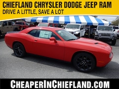 New 2020 Dodge Challenger SXT Coupe 20I123 2C3CDZAG8LH106055 Chiefland, near Gainesville
