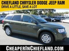 New 2019 Dodge Journey SE Sport Utility 19U406 3C4PDCBB9KT866398 Chiefland, near Gainesville