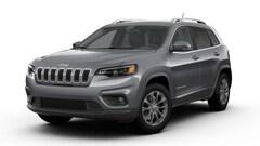 New 2019 Jeep Cherokee LATITUDE PLUS FWD Sport Utility 19R268 1C4PJLLB4KD428076 Chiefland