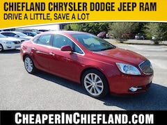 Used 2013 Buick Verano Leather Group Leather Group  Sedan 1G4PS5SKXD4189643 Chiefland