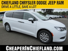 New 2020 Chrysler Voyager L Passenger Van 20M128 2C4RC1AG5LR137512 Chiefland, near Gainesville