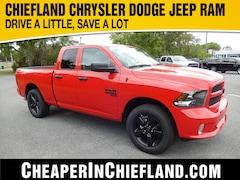 New 2019 Ram 1500 Classic EXPRESS QUAD CAB 4X2 6'4 BOX Quad Cab 19T201 1C6RR6FG1KS610539 Chiefland, near Gainesville