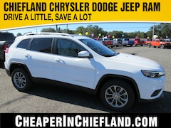 New 2020 Jeep Cherokee LATITUDE PLUS FWD Sport Utility 20R078 1C4PJLLB4LD552737 Chiefland, near Gainesville