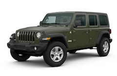 New 2020 Jeep Wrangler UNLIMITED SPORT S 4X4 Sport Utility 20S230 1C4HJXDG6LW325849 Chiefland, near Gainesville