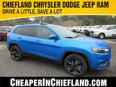 New 2020 Jeep Cherokee ALTITUDE FWD Sport Utility 20R114 1C4PJLLB5LD580921 Chiefland, near Gainesville