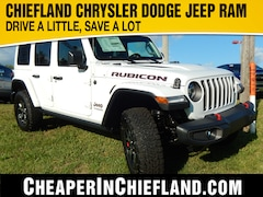 New 2019 Jeep Wrangler UNLIMITED RUBICON 4X4 Sport Utility 19S242 1C4HJXFNXKW521335 Chiefland, near Gainesville