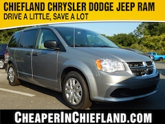 New 2019 Dodge Grand Caravan SE Passenger Van 19K230 2C4RDGBG7KR657014 Chiefland