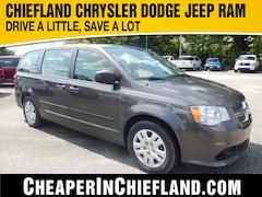 Used 2016 Dodge Grand Caravan American Value Package American Value Package  Mini-Van 2C4RDGBG3GR400522 Chiefland
