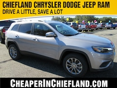 New 2020 Jeep Cherokee LATITUDE PLUS FWD Sport Utility 20R076 1C4PJLLB2LD552736 Chiefland, near Gainesville