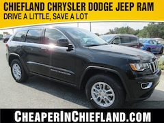 New 2020 Jeep Grand Cherokee LAREDO E 4X2 Sport Utility 20R028 1C4RJEAG3LC128927 Chiefland, near Gainesville