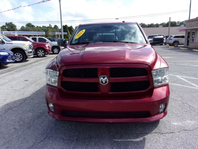 Used 2014 Ram 1500 For Sale at Chiefland Ford | VIN: 3C6JR7AT2EG162430