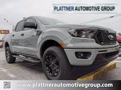Buy a 2021 Ford Ranger Crew 2WD XLT Truck SuperCrew in LaBelle, FL