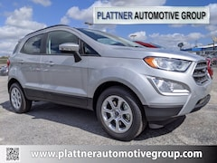 Buy a 2021 Ford EcoSport SE SUV in LaBelle, FL