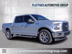 2017 Ford F-150 Crew 2WD XLT Truck SuperCrew Cab