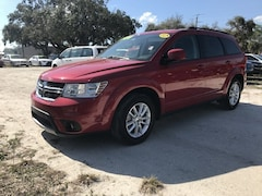 Used 2017 Dodge Journey SXT SUV for Sale in LaBelle, Florida