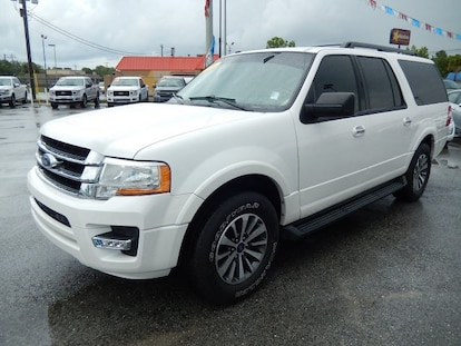Used 2016 Ford Expedition EL For Sale at Chiefland Ford | VIN:  1FMJK1HT2GEF23676