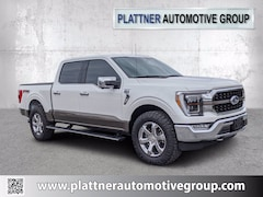 2021 Ford F-150 Crew 4WD King Ranch Truck SuperCrew Cab