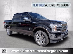 2019 Ford F-150 Crew 4WD King Ranch Truck SuperCrew Cab