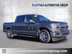 2018 Ford F-150 Crew 2WD XLT Truck SuperCrew Cab
