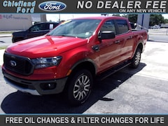 Buy a 2019 Ford Ranger XLT 4WD Crew Truck SuperCrew in LaBelle, FL