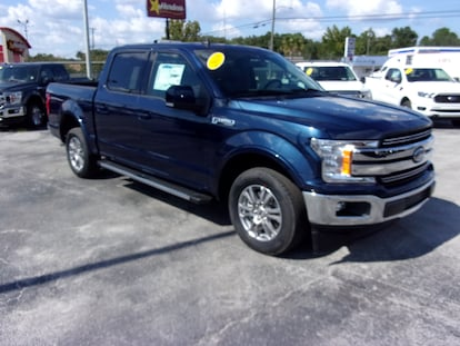 New 2019 Ford F-150 For Sale at Chiefland Ford   VIN: 1FTEW1C52KFC97337