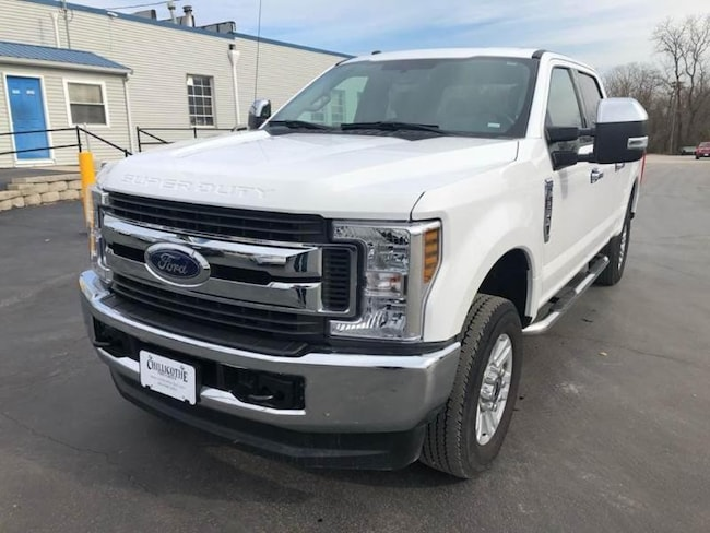 2018 Ford F-250 XLT Crew Cab Short Bed Truck
