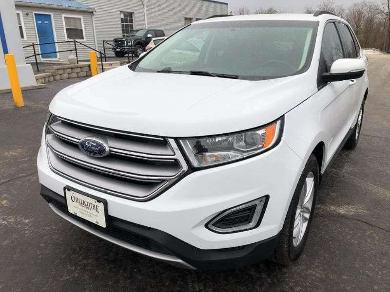 2016 Ford Edge SEL AWD 4dr Crossover SUV
