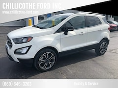 2019 Ford EcoSport SES AWD 4dr Crossover Wagon
