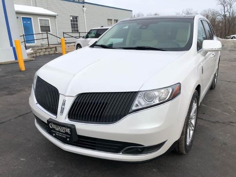 2014 Lincoln MKT Ecoboost AWD 4dr Crossover Wagon