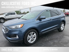 2019 Ford Edge SEL AWD 4dr Crossover SUV