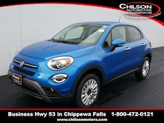new 2019 FIAT 500X TREKKING AWD Sport Utility ZFBNFYB1XKP827347 for sale near Eau Claire at Chilson Chrysler Dodge Jeep Ram FIAT