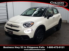 new 2019 FIAT 500X 120TH ANNIVERSARY EDITION AWD Sport Utility ZFBNFYA19KP836672 for sale near Eau Claire at Chilson Chrysler Dodge Jeep Ram FIAT