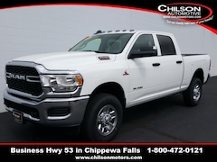 new 2019 Ram 2500 TRADESMAN CREW CAB 4X4 6'4 BOX Crew Cab 3C6UR5CL0KG582987 for sale near Eau Claire at Chilson Chrysler Dodge Jeep Ram FIAT