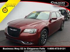 Certified 2018 Chrysler 300 S Sedan 2C3CCAGG0JH256265 for sale near Eau Claire