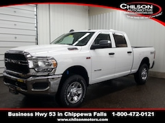 new 2019 Ram 2500 TRADESMAN CREW CAB 4X4 6'4 BOX Crew Cab 3C6UR5CJ7KG677352 for sale near Eau Claire at Chilson Chrysler Dodge Jeep Ram FIAT