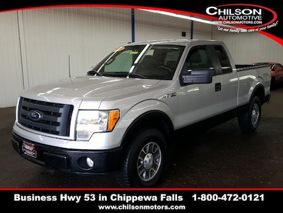 Fx4 For Sale >> Used 2009 Ford F 150 Fx4 For Sale Near Eau Claire Wi 1ftpx14v89fa96458