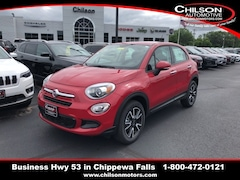 New 2018 FIAT 500X POP AWD Sport Utility for sale near Eau Claire at Chilson Chrysler Dodge Jeep Ram FIAT
