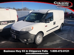 New 2018 Ram ProMaster City TRADESMAN CARGO VAN Cargo Van ZFBERFAB6J6L81627 for sale near Eau Claire at Chilson Chrysler Dodge Jeep Ram FIAT