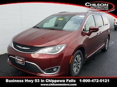 new 2020 Chrysler Pacifica 35TH ANNIVERSARY TOURING L PLUS Passenger Van 2C4RC1EG5LR111602 for sale near Eau Claire at Chilson Chrysler Dodge Jeep Ram FIAT