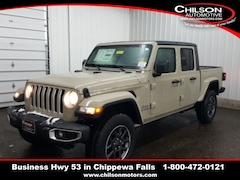 new 2020 Jeep Gladiator NORTH EDITION 4X4 Crew Cab 1C6HJTFG2LL173941 for sale near Eau Claire at Chilson Chrysler Dodge Jeep Ram FIAT